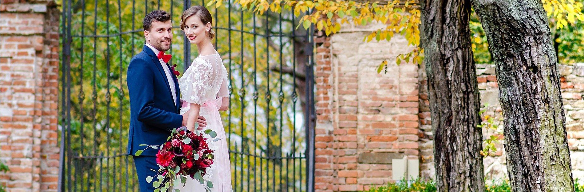 Důraz na detail dělá každou svatbu jedinečnou